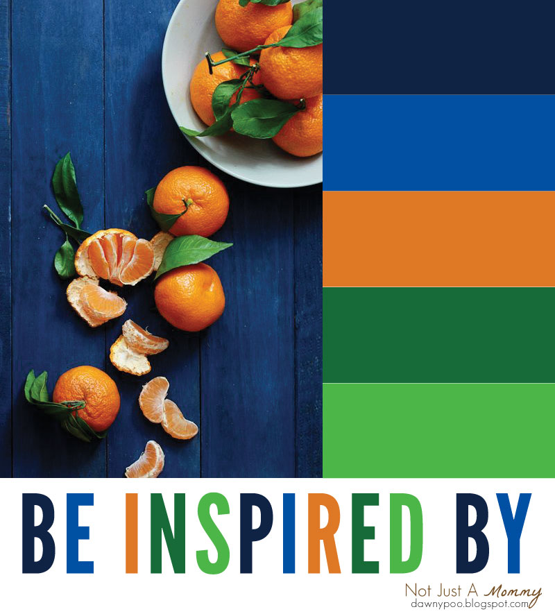 Be Inspired By: Satsuma Oranges