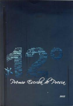 """LIVRO """"PRÊMIO ESCRIBA 2012"""" / MY BOOK """"ESCRIBA AWARD 2012"""""""