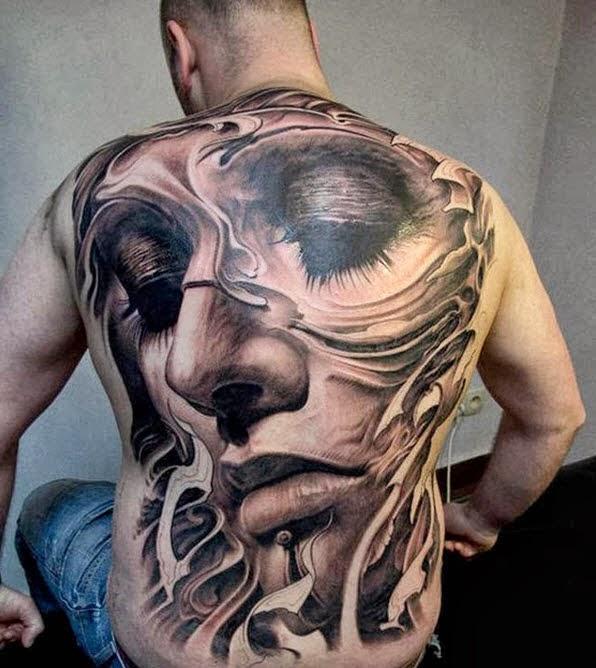 Most Beautiful Neck Tattoos: Meryem Uzerli: Top 10 Most Beautiful Tattoos