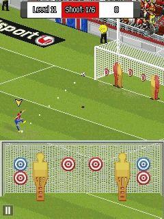 Real Football 2014 2D v1.0.5 APK (Java Version)