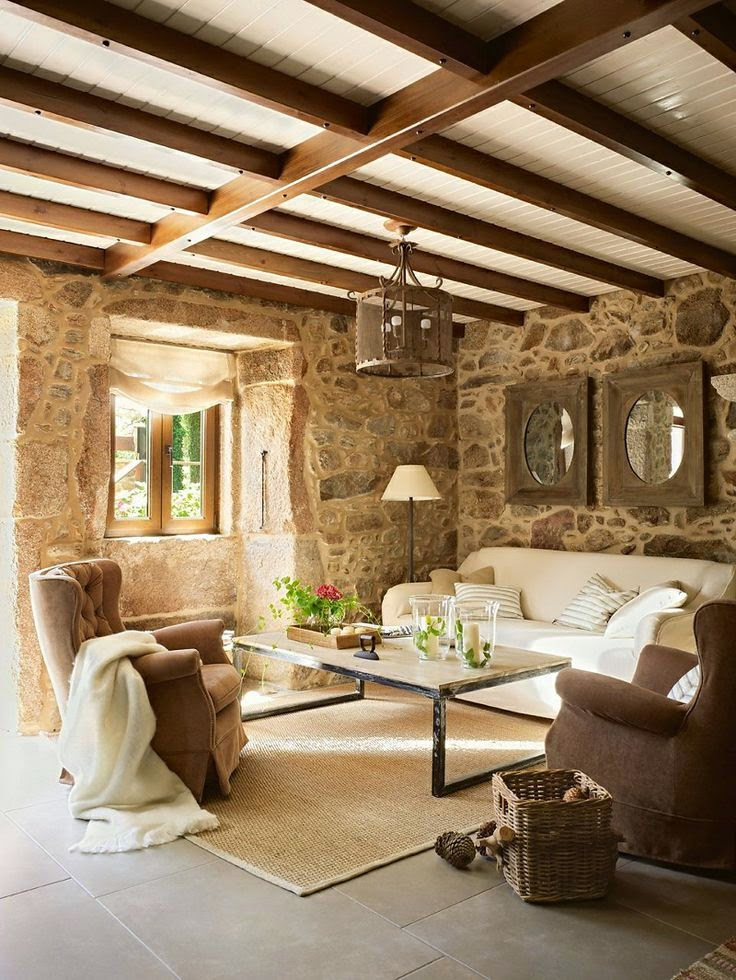 1000 images about provence and south of france style and decor on pinterest provence - Rustic chic living room ...