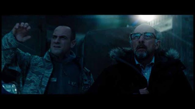 man of steel christopher meloni Richard Schiff