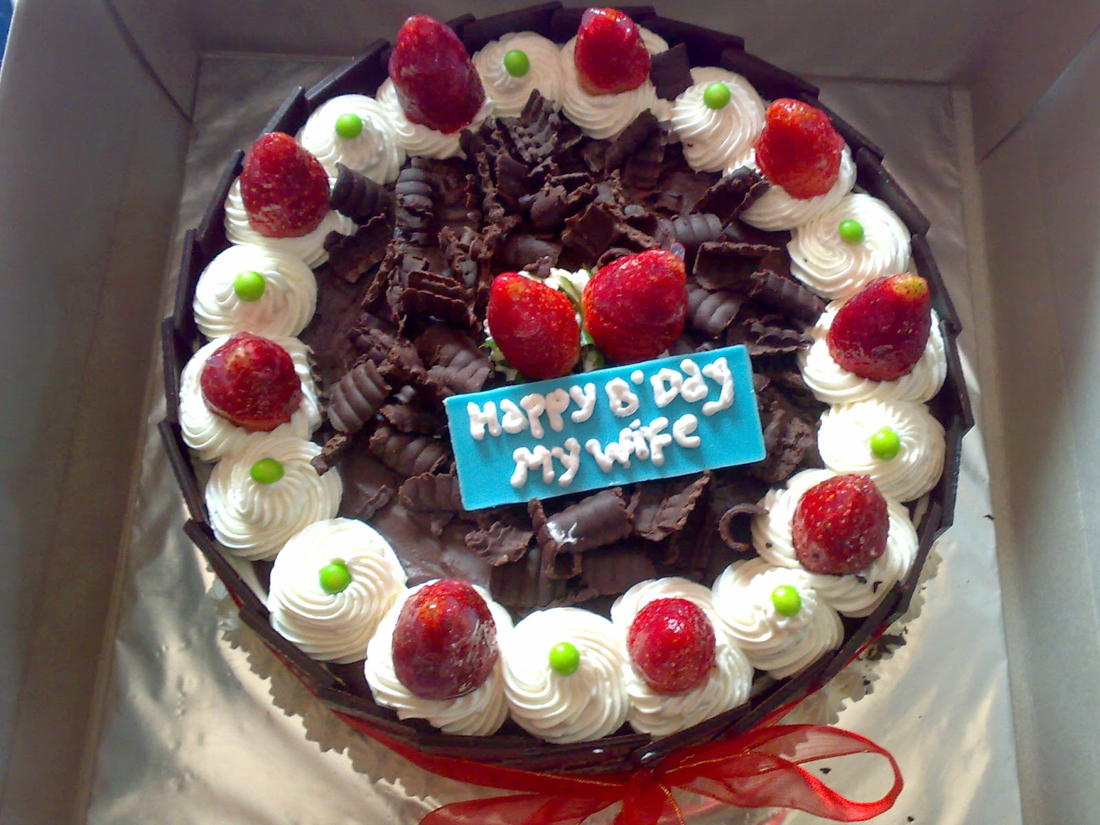 tempat jual kue ulang tahun di padang