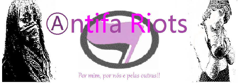 Ⓐntifa Riots