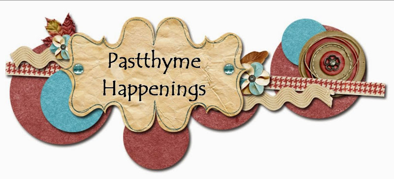 The Pastthyme Blog