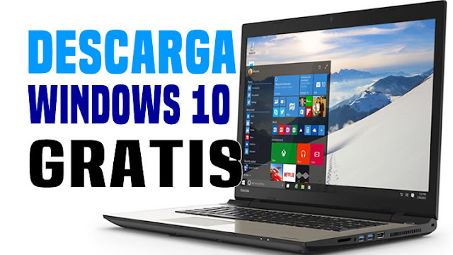 DESCARGAR WINDOWS 10 FULL VERSION