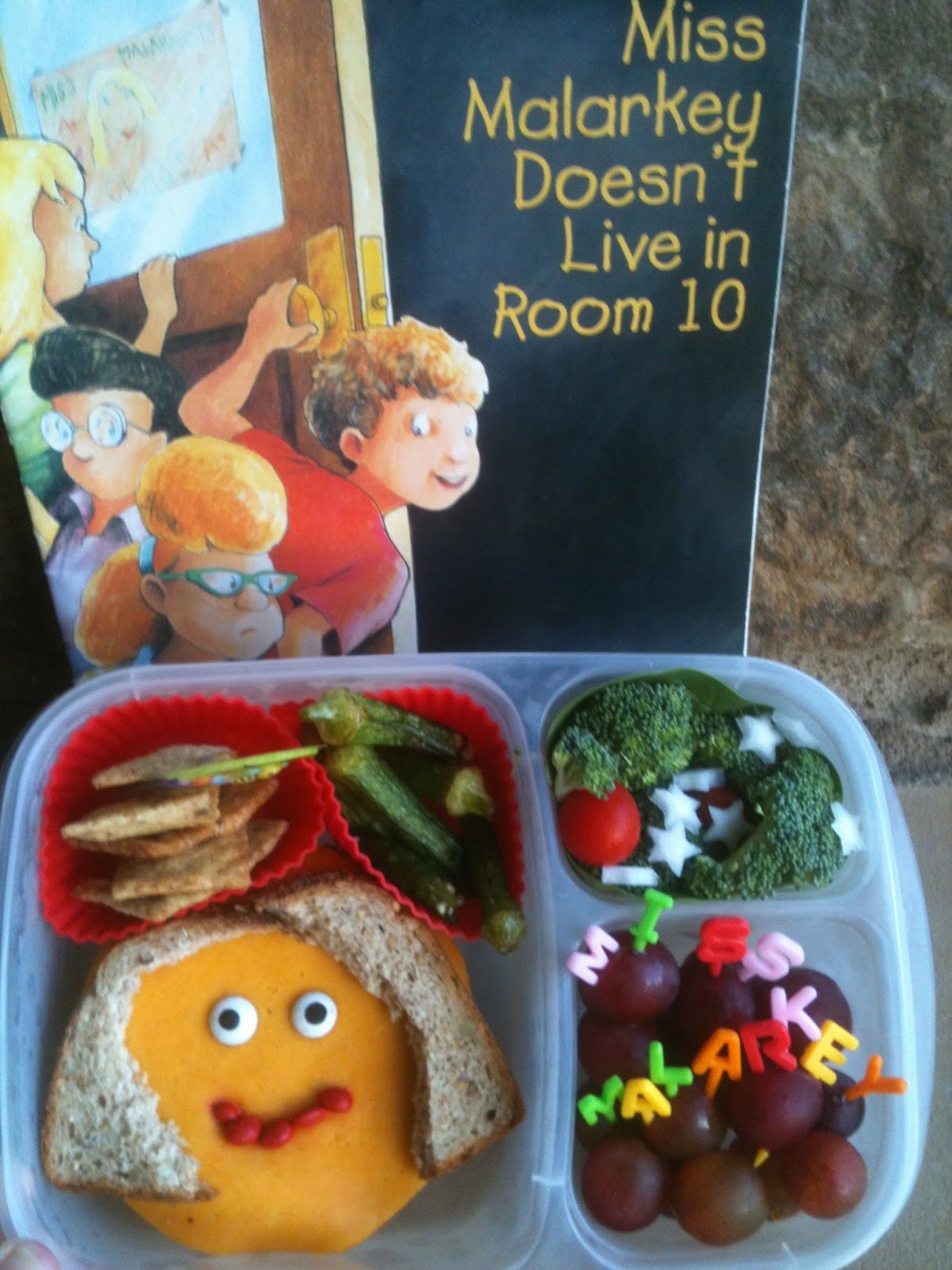 keitha 39 s chaos first week of 2nd grade lunches