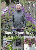 Tante Grøns vidunderlige havebog, er en superskøn inspirationsbog.Klik på billedet.