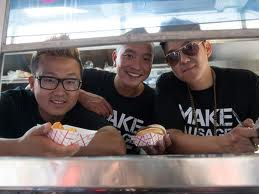 Seoul Sausage Great Food Truck Race