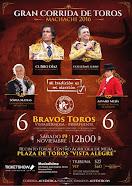 Anuncian a Alban, Diaz, Matias y Mejia, en Machachi, el 19/11.
