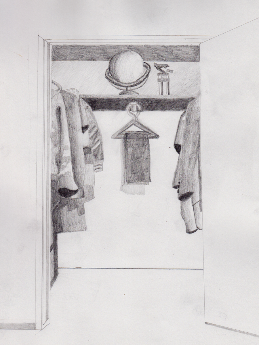 From Michael Parks Sketchbook