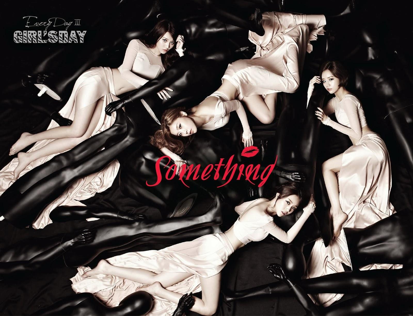 Something(걸스데이) - GIRL'S DAY(걸스데이)