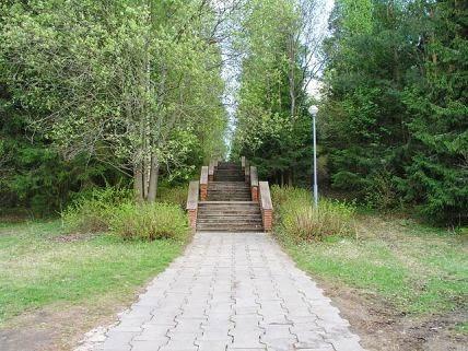 Подмосковье пансионат Лесные Дали Купить путевку