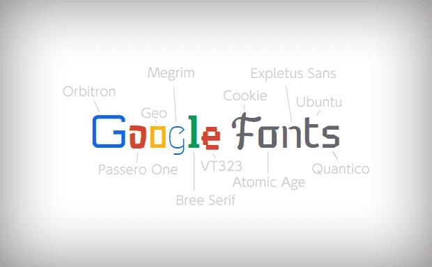 これが全部無料なの?Google Web Fontsの使い方