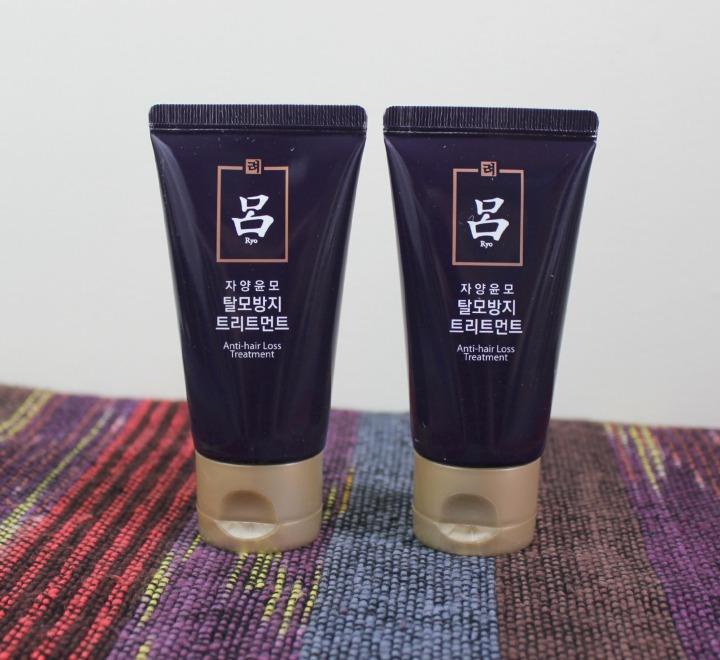 Ryo Anti Hair Loss Treatment samples