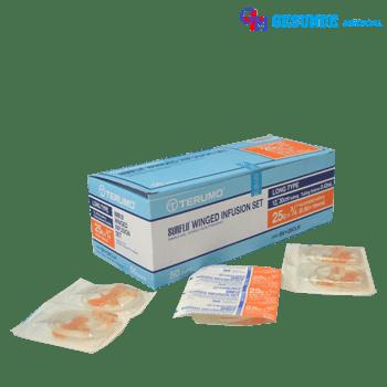 jarum infus winged infusion set