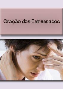 Oração dos estressados