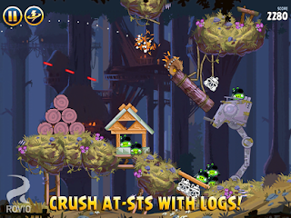 Angry Birds Star Wars HD 1.4.0 Apk Downloads
