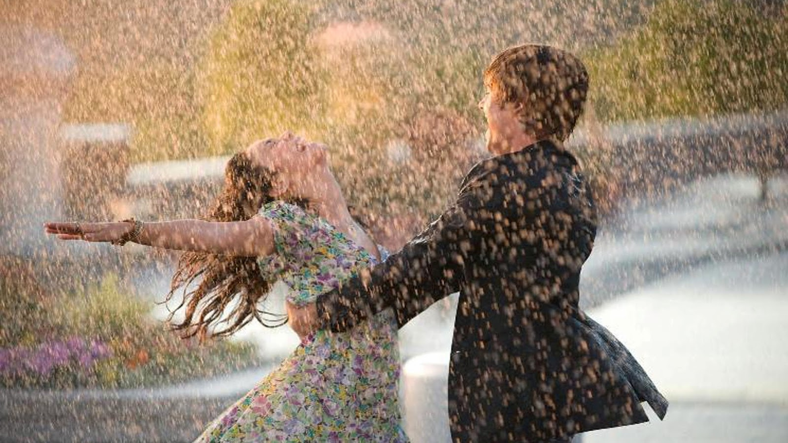romantic couple in rain - Best Romantic Couple in Rain