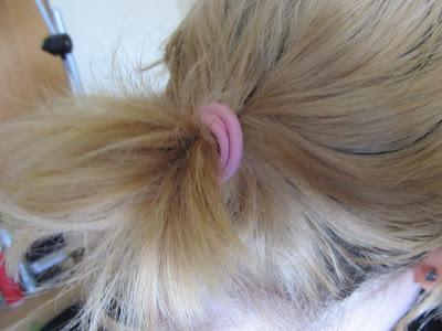 Où mes cheveux en sont rendus?