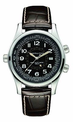 Hamilton Khaki SkyMaster UTC watch replica