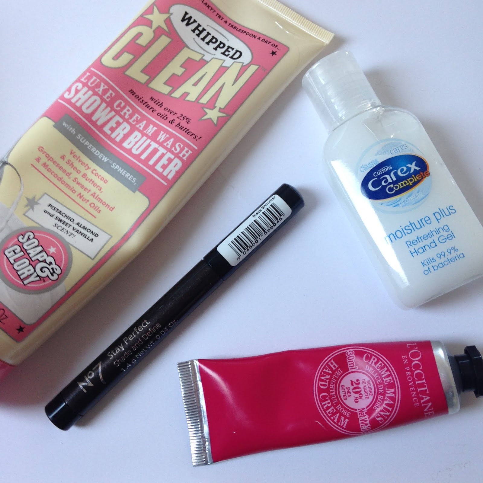 My New Mum Beauty Essentials.