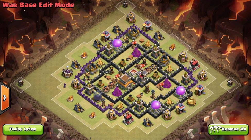 Base Buat War Th 8 Yang Kuat