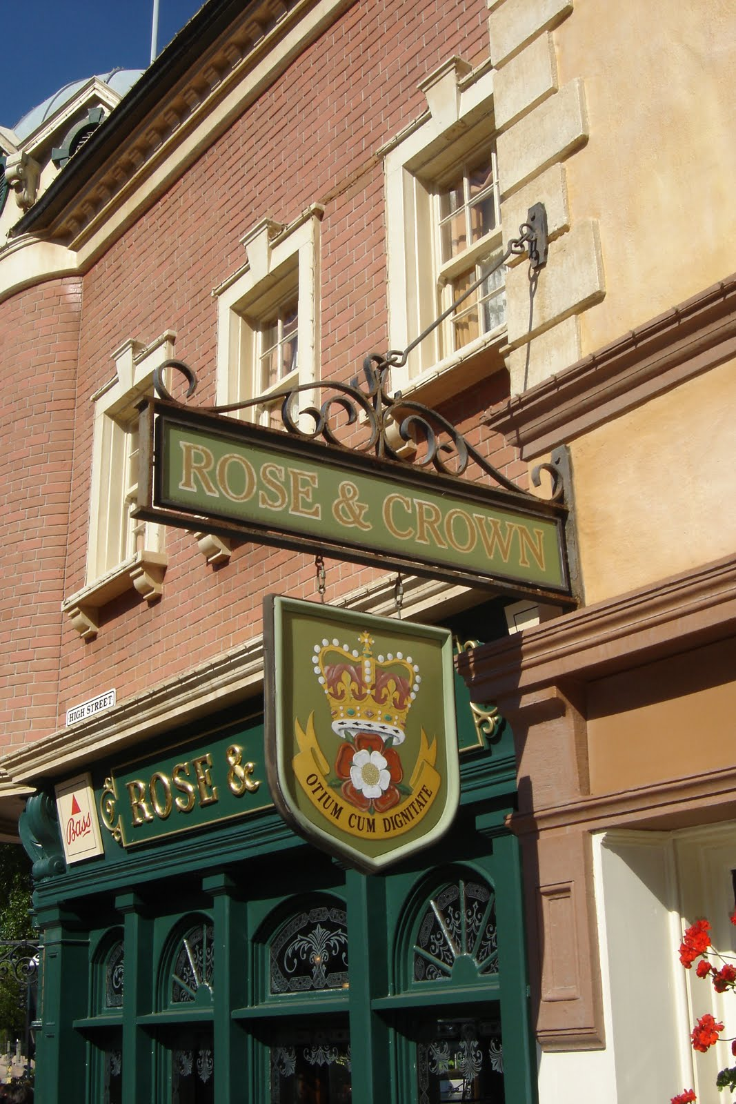 28+ [ rose crown pub dining room ] | disney vacation kingdom rose