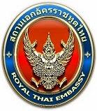 Kedubes Thailand