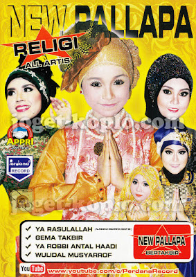 New Pallapa Religi Vol 8 2015