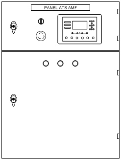 3 position selector switch connection 3 wiring diagram and circuit schematic
