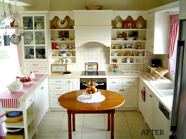 Savvy southern style wow us wednesdays 116 for Southern style kitchen design