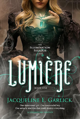 Lumiere by Jacqueline E. Garlick