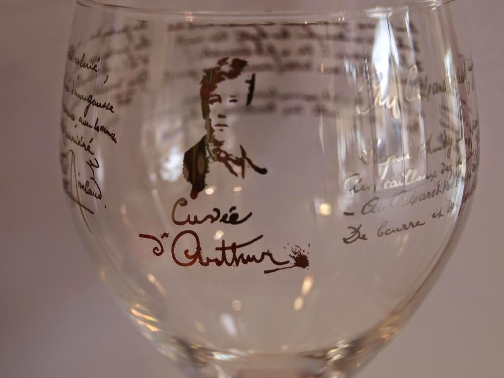 Rimbaud a la carte in charleville reizen als god in - Restaurant la table d arthur charleville ...