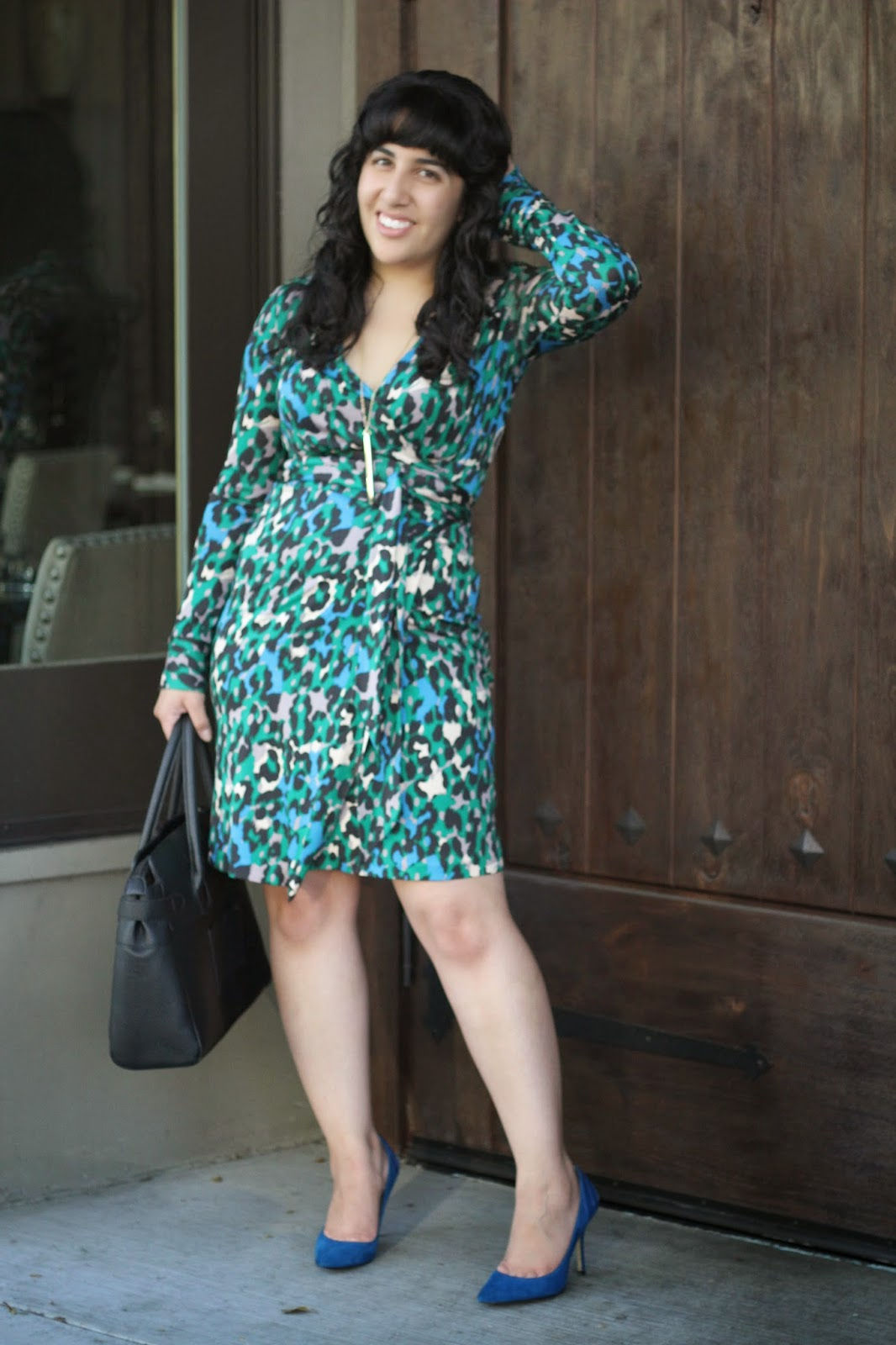Where To Buy Dvf Wrap Dress Days of DVF Day