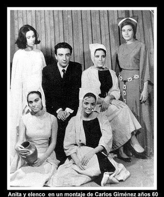JUEGO DRAMÁTICO DE NAVIDAD, 1962