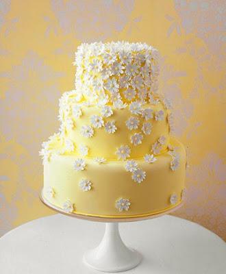 Bolos de Casamento Decorados com Pasta Americana