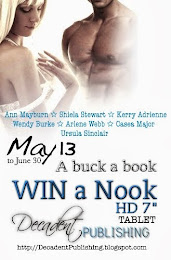 A Buck A Book & Win A Nook Tour
