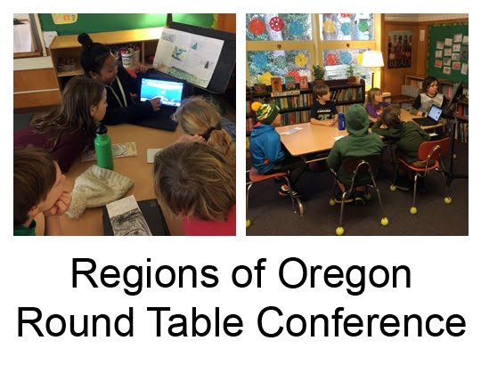 Regions of Oregon Round Table Conference