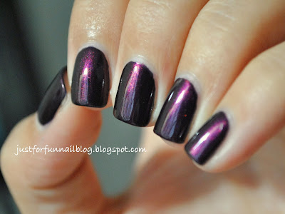 Multichrome November: Pupa - Deep Ruby (619)