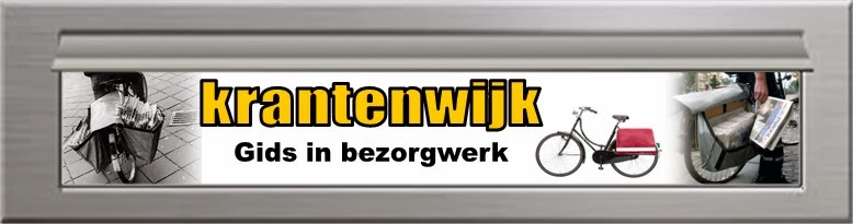 Krantenwijk.Blogspot.nl