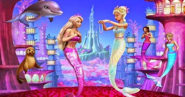 Regarder un film de barbie et le secret des sir nes 2010 films de barbie princesses - Telecharger barbie le secret des sirenes 2 ...