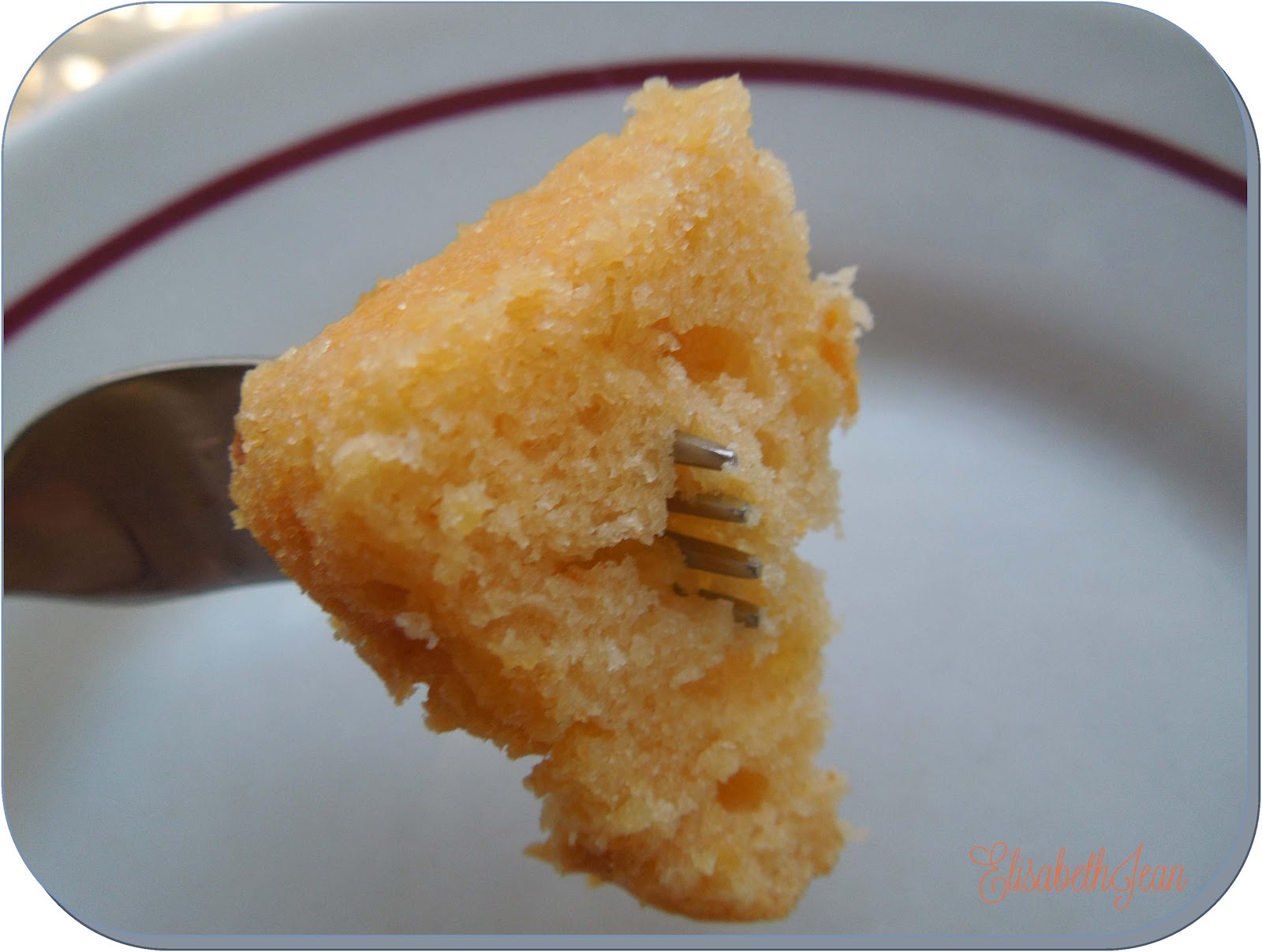 Elisabeth Jean: Mario Batali's Grapefruit & Honey Cake