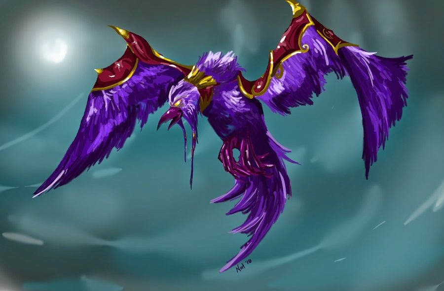 Master of World of Warcraft : Unlimited Druid Flight Form in Ashran