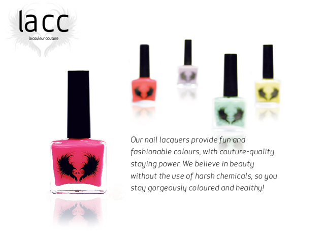 La Couleur Couture LACC vegan friendly non toxic nail polish