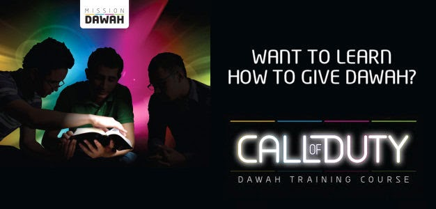 Want To Learn How To Give Dawah