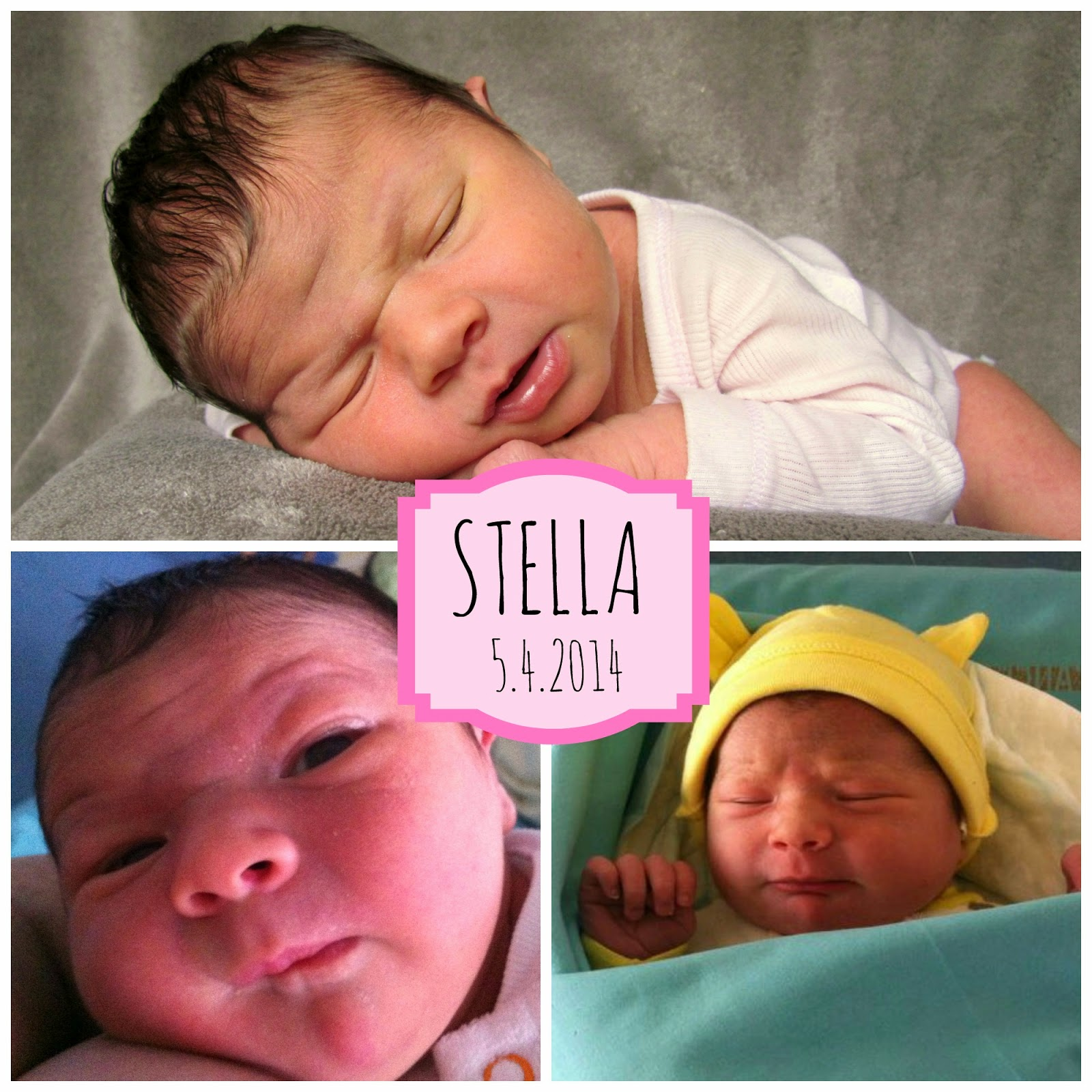 Stella is here!