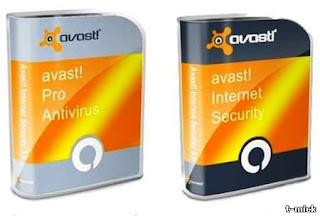 Download Avast Pro Antivirus & Avast Internet Security Final 7.0.1407 - Andraji