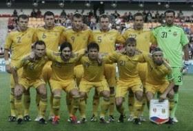 Squad Timnas Ukraina Euro 2012