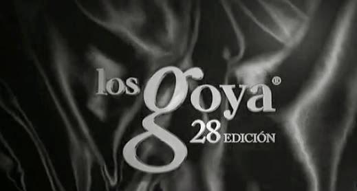Ceremonia de entrega de los Goya correspondientes a 2013, 2014